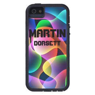 cas frais de l'iphone 5/SE de Martin Dorsett de la iPhone 5 Case
