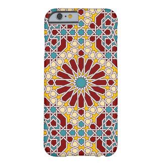 Cas géométrique islamique de l'iPhone 6 de motif
