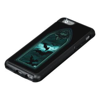 Cas gothique de l'iPhone 6 d'OtterBox de la Coque OtterBox iPhone 6/6s