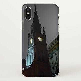 Cas gothique de l'iPhone X d'église Coque iPhone X