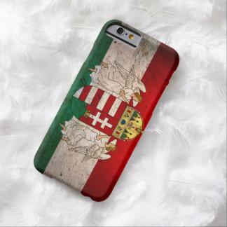 Cas grunge urbain de l'iPhone 6 de drapeau de la Coque Barely There iPhone 6
