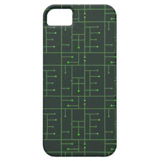 Cas inspiré de l'iPhone 5 de carte Étui iPhone 5