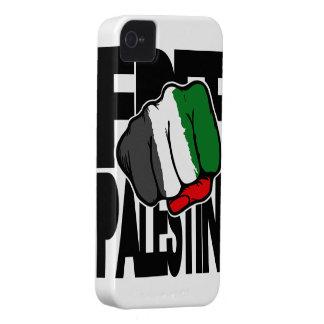 Cas libre de l'iPhone 4 G de la Palestine Coque Case-Mate iPhone 4