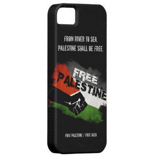 Cas libre de l'iPhone 5 de la Palestine Coque Case-Mate iPhone 5