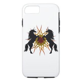 Cas magique de l'iPhone 7 de licornes Coque iPhone 7