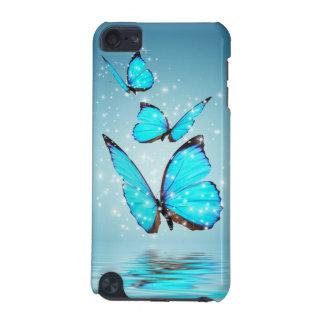 Cas magique du contact 5G d'iPod de papillons Coque iPod Touch 5G