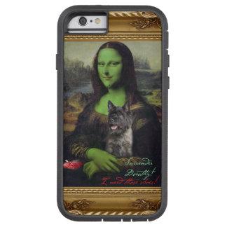 Cas mauvais de téléphone de sorcière de Mona Lisa