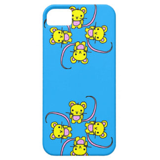 cas mignon de téléphone d'amusement de cas de coque iPhone 5 Case-Mate