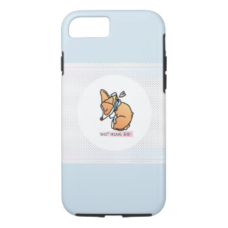 Cas mignon de téléphone de chiot de corgi coque iPhone 7