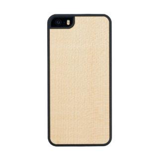 Cas mince en bois de l'iPhone 5/5s Coque En Bois Pour iPhone SE/5/5s