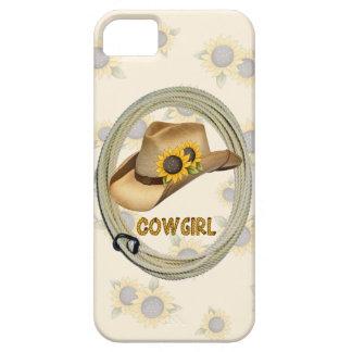 "Cas occidental d'IPhone 5 ""de cow-girl de tourneso Coque Case-Mate iPhone 5"