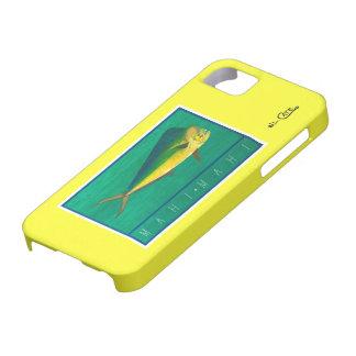 Cas original de l'iPhone 5 de Mahi-Mahi Coque iPhone 5