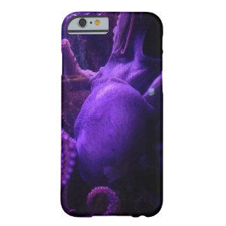 Cas Pacifique géant de téléphone de poulpe Coque iPhone 6 Barely There