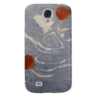 Cas peint à la main de Samsung S4 Coque Galaxy S4