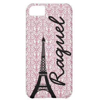 Cas personnalisable de l'iPhone 5 de Paris de Coque iPhone 5C