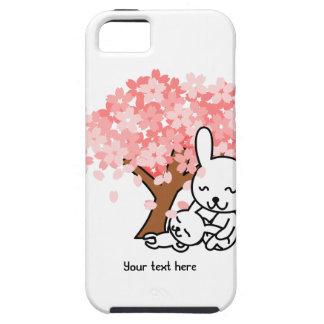 Cas personnalisable de téléphone de cerisier et de coque iPhone 5 Case-Mate