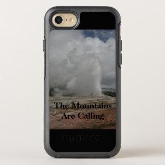 Cas personnalisable d'Otterbox de l'iPhone 7 Coque Otterbox Symmetry Pour iPhone 7