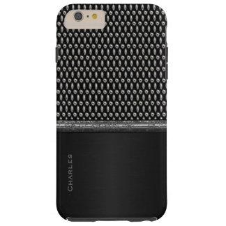 Cas plus de l'iPhone 6 métalliques élégants de Coque Tough iPhone 6 Plus