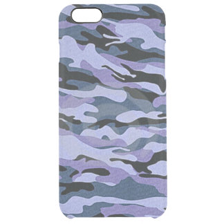Cas plus de l'iPhone 6 rares de motif de Camo Coque iPhone 6 Plus