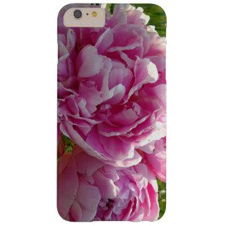 Cas plus de l'iPhone 6 roses de pivoine Coque iPhone 6 Plus Barely There