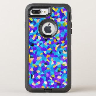 Cas plus de l'iPhone 7 au néon d'Otterbox de Coque Otterbox Defender Pour iPhone 7 Plus