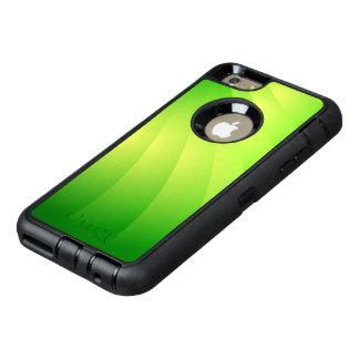 Cas plus de série de défenseur de l'iPhone 6 verts Coque OtterBox iPhone 6 Et 6s Plus
