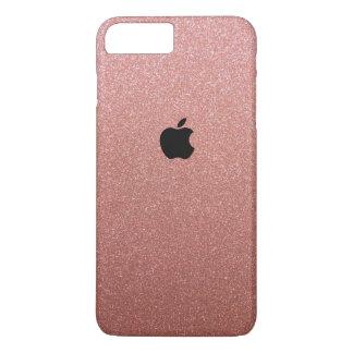 Cas plus d'Iphone 7 orientés roses de Coque iPhone 7 Plus