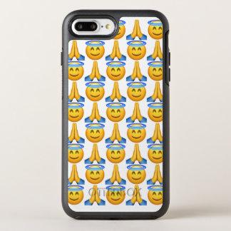 Cas plus d'Otterbox de l'iPhone 7 d'Emoji de ciel Coque OtterBox Symmetry iPhone 8 Plus/7 Plus