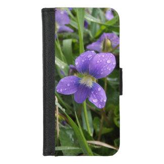 Cas pluvieux de téléphone de portefeuille de