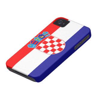 cas/Poklopca - Hrvatska/Croatie de l'iPhone 4/4S Coque iPhone 4