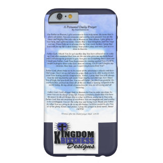 Cas quotidien de téléphone de prière coque iPhone 6 barely there