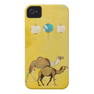 Cas rêveur de chameau coques Case-Mate iPhone 4