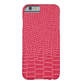 Cas rose rougeâtre de l'iPhone 6/6s de conception Coque iPhone 6 Barely There