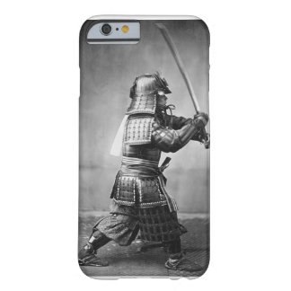 Cas samouraï de l'iPhone 6 de photo Coque Barely There iPhone 6