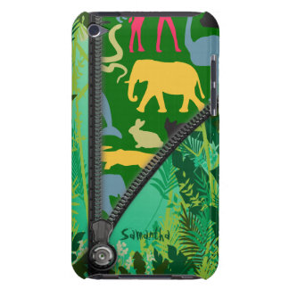 Cas sauvage de Coque-Compagnon d'iPod de faune Coques iPod Case-Mate