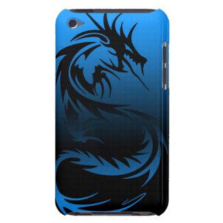 cas tribal de téléphone de dragon coque iPod Case-Mate