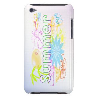 Cas tropical de contact d iPod d été Coques iPod Case-Mate