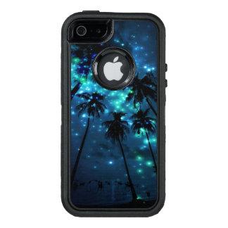 Cas tropical turquoise de l'iPhone 6/6s de paradis Coque OtterBox iPhone 5, 5s Et SE