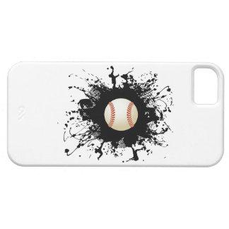 Cas urbain de l'iPhone 5 de style de base-ball Coques iPhone 5
