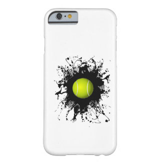 Cas urbain de l'iPhone 6 de style de tennis Coque Barely There iPhone 6