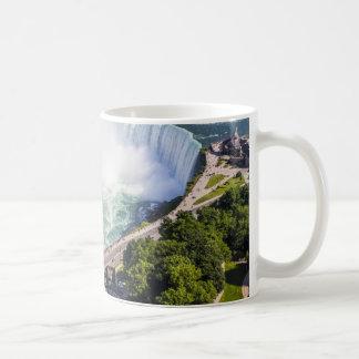 Cascade Canada d'automnes de fer à cheval de Mug