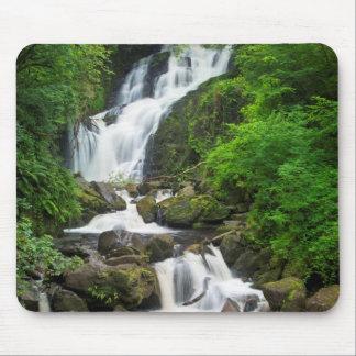 Cascade de Torc pittoresque, Irlande Tapis De Souris