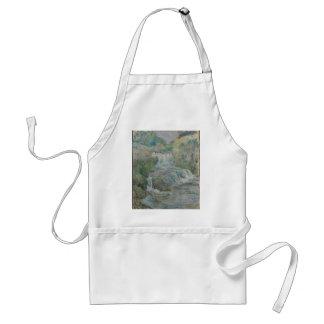 Cascade - John Henry Twachtman Tablier
