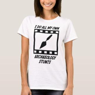 Cascades d'archéologie t-shirt