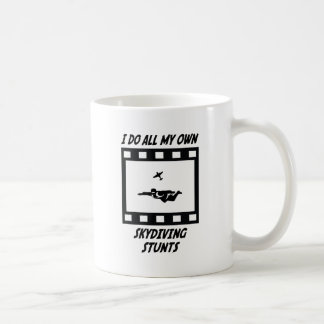 Cascades de parachutisme mug