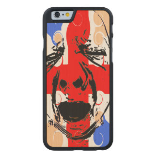 CASE BABY COQUE CARVED® SLIM iPhone 6 EN ÉRABLE