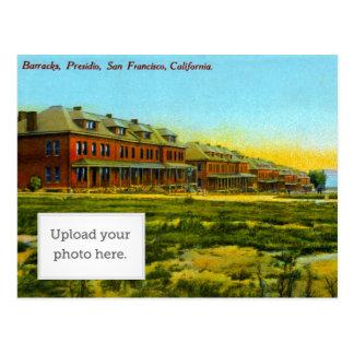 Casernes de brique carte postale