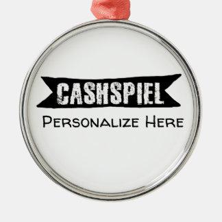 Cashspiel, ornement de bordage de tournoi