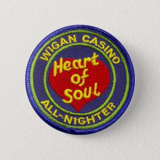 Casino de Wigan Tout-Nighter Pin's