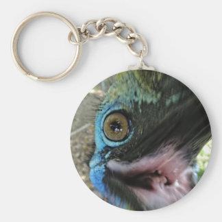 Casoar Keychain Porte-clefs